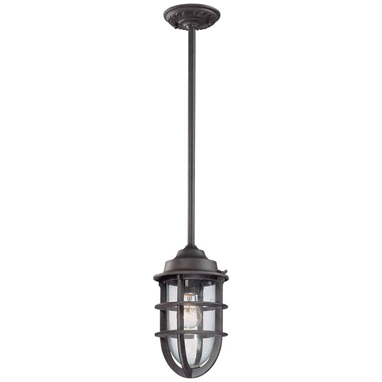 """Wilmington Collection 12"""" High Outdoor Hanging Light"""