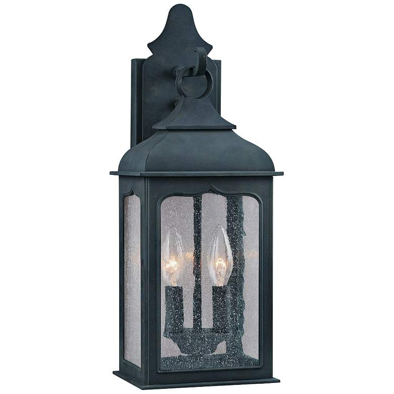 """Henry Street Collection 18 1/2"""" High Outdoor Wall Light"""