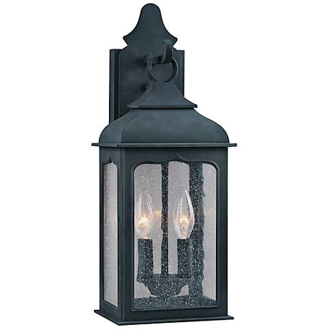 "Henry Street Collection 18 1/2"" High Outdoor Wall Light"