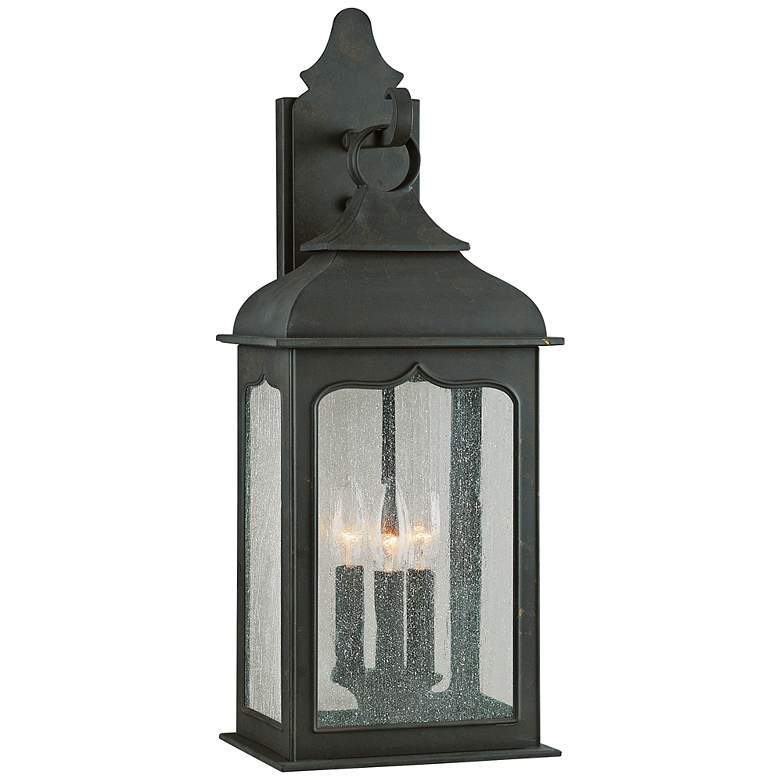 """Henry Street Collection 23"""" High Outdoor Wall Light"""