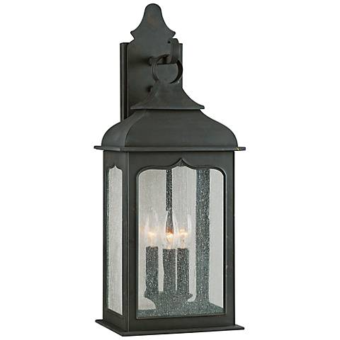 "Henry Street Collection 23"" High Outdoor Wall Light"