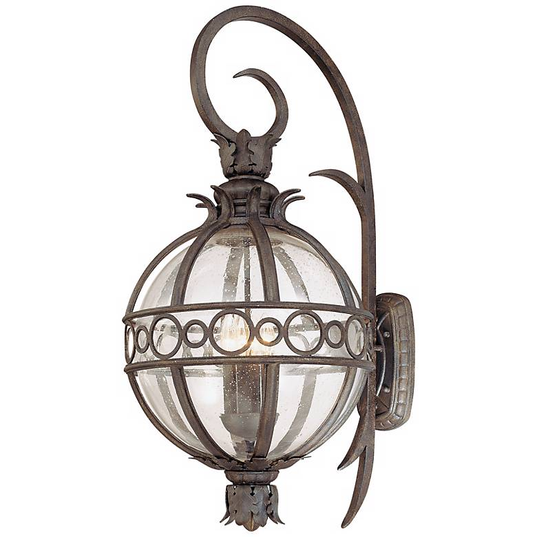"""Campanile Collection 35 1/2"""" High Outdoor Wall Light"""