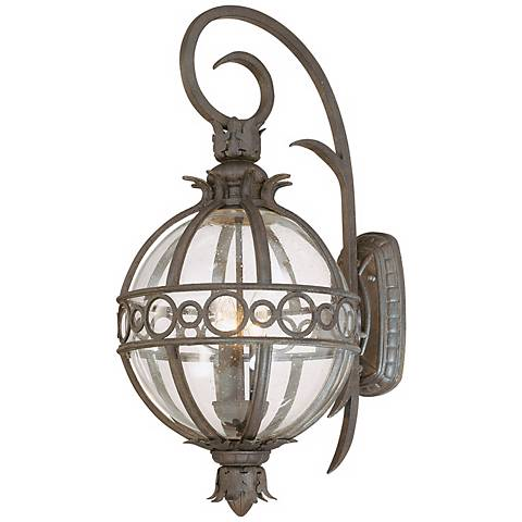 "Campanile Collection 28 1/4"" High Outdoor Wall Light"