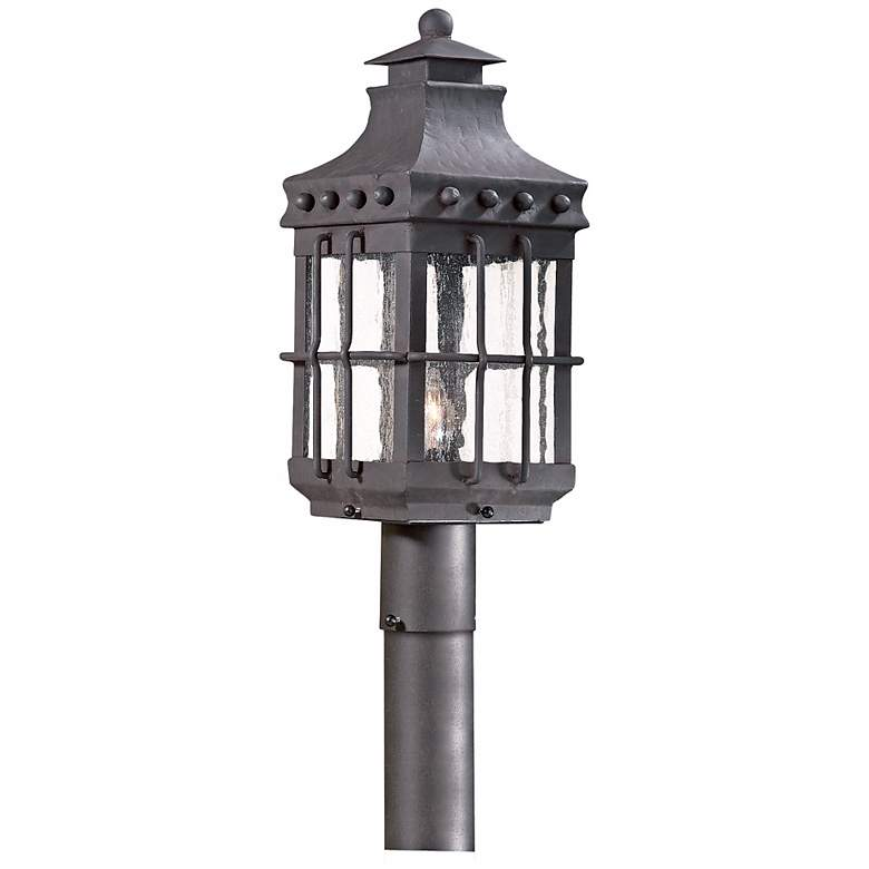 "Dover Collection 21 1/2"" High Outdoor Post Light"