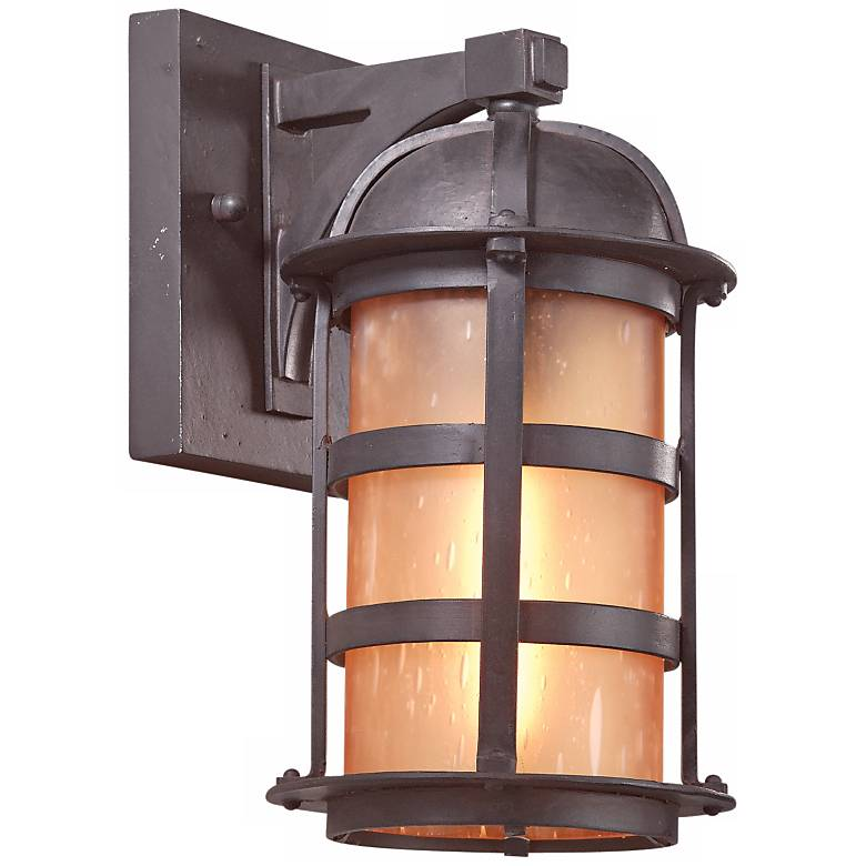 "Aspen Collection 11 1/4"" High Outdoor Wall Light"
