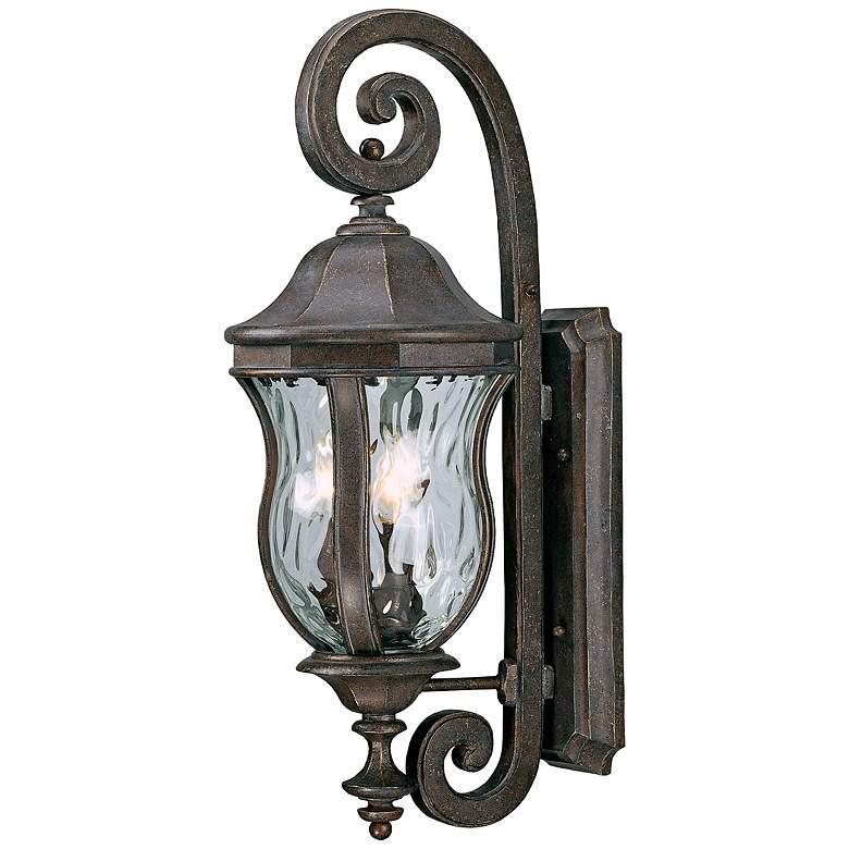 "Monticello Collection 28"" High Outdoor Wall Light"