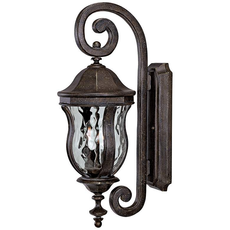 "Monticello Collection 22"" High Outdoor Wall Light"