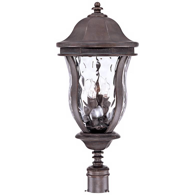 """Monticello Collection 28"""" High Outdoor Post Light"""