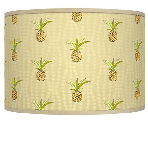 Pineapple Delight Giclee Shade 12x12x8.5 (Spider)
