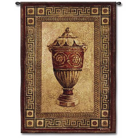 "Ancient Relic 53"" High Wall Art"