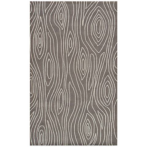 Knot Grey Indoor Outdoor Rug