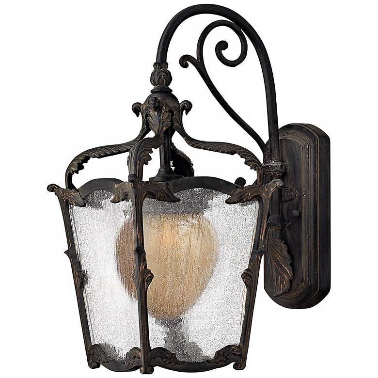 """Hinkley Sorrento Collection 17"""" High Outdoor Wall Light"""