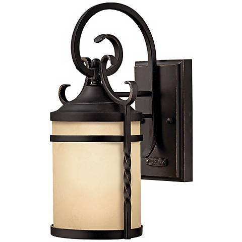 "Hinkley Casa Collection 17 1/4"" High Outdoor Wall Light"