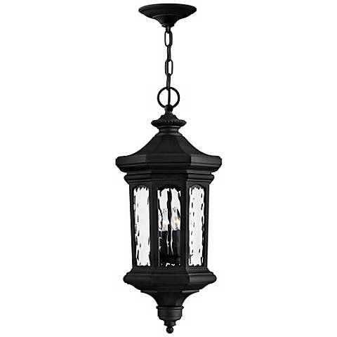 "Hinkley Raley Collection 27 1/2"" High Outdoor Hanging Light"