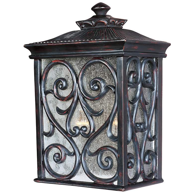 "Newbury Collection 15"" High Outdoor Wall Light"