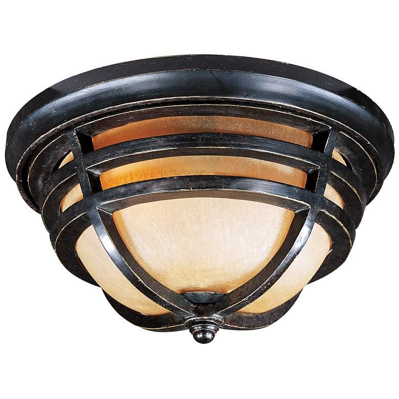 """Westport Collection 13"""" Wide Indoor - Outdoor Ceiling Light"""
