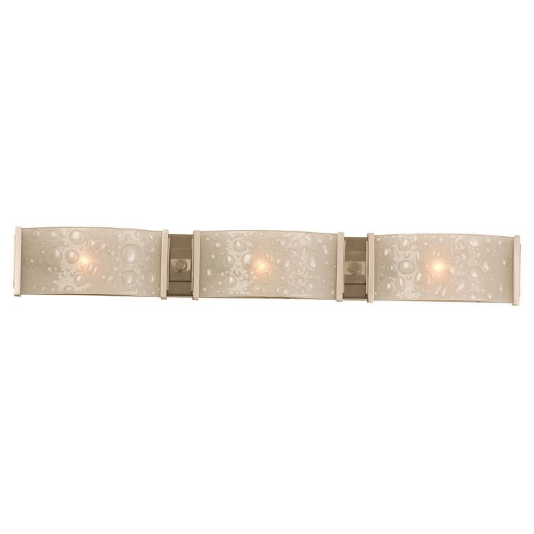 "Cirrus Collection 38"" Wide Bathroom Light Fixture"