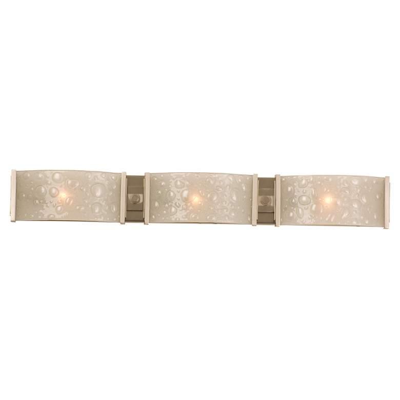 "Cirrus Collection 38"" Wide Bathroom Light Fixture"