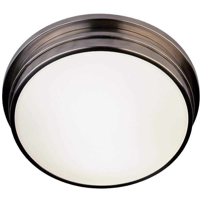 "Roderick Collection Silver 13 1/2"" Wide Ceiling Light"