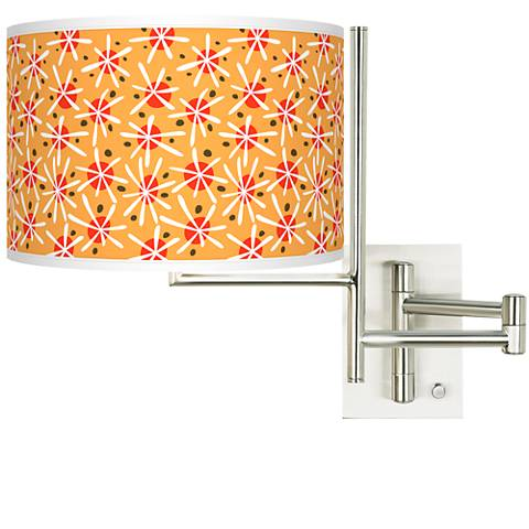 Tempo Seastar Plug-in Swing Arm Wall Lamp