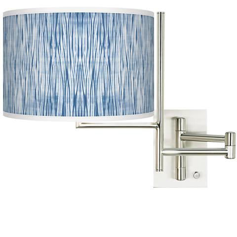 Tempo Beachcomb Plug-in Swing Arm Wall Lamp