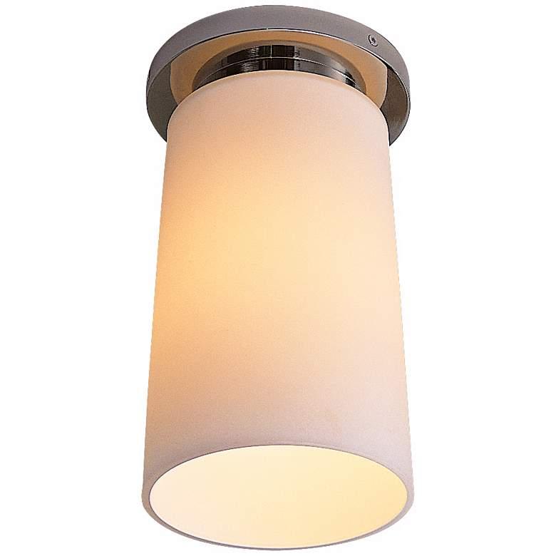 "Robert Abbey Nina Nickel 6""W Flushmount Ceiling Light"