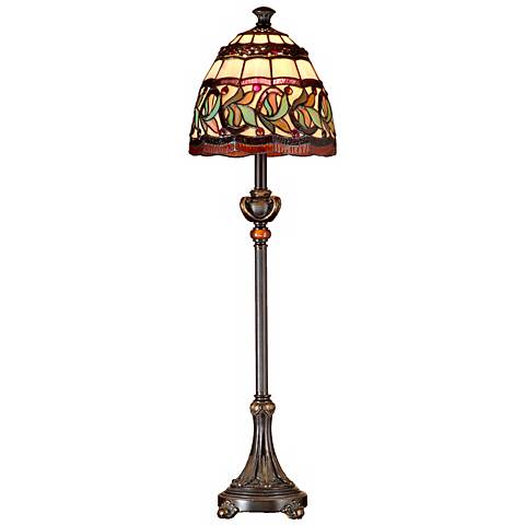 Dale Tiffany Aldridge Buffet Lamp