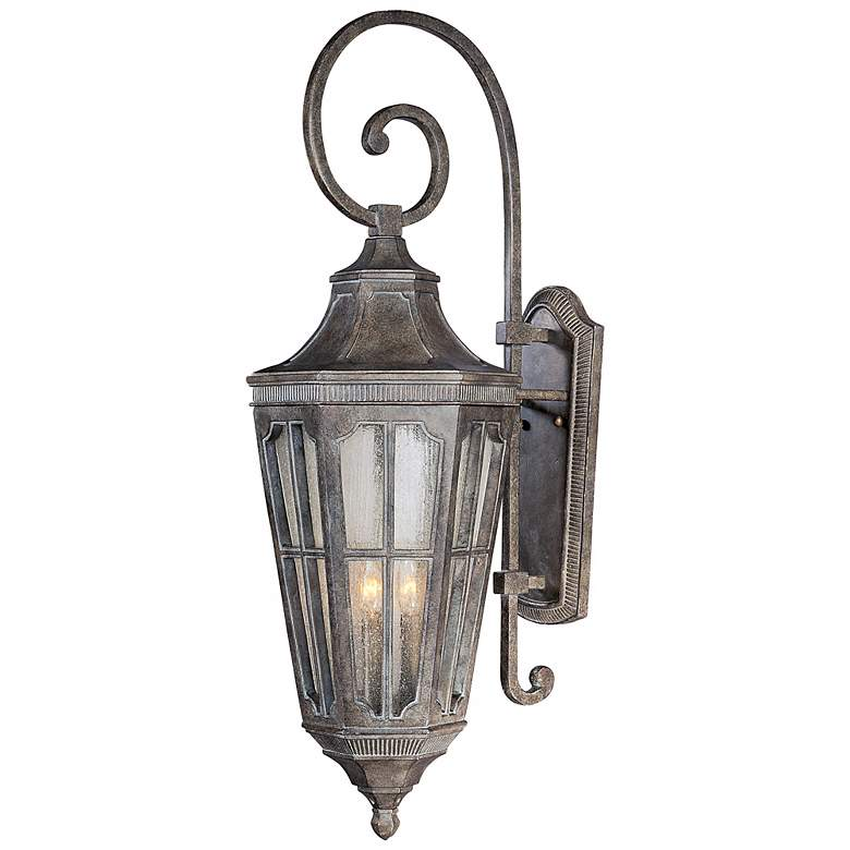 Beacon Hill Collection 37 High Outdoor Wall Light