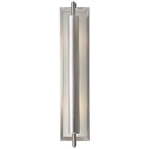 """Feiss Mila Collection Steel 24 1/4"""" High Wall Sconce"""