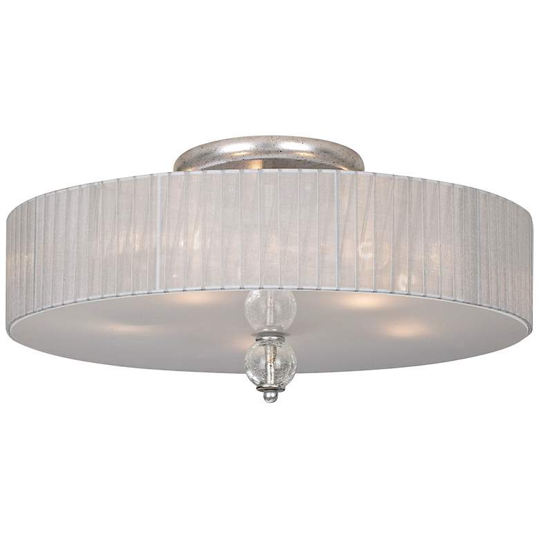 """Perugia Collection 23"""" Wide Ceiling Light Fixture"""