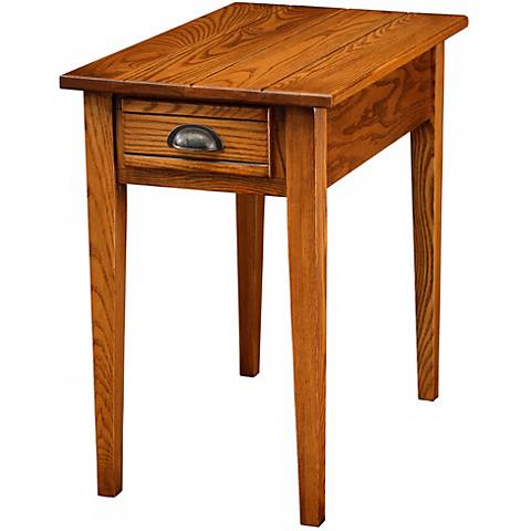Favorite Finds Bin Pull ChairsideTable