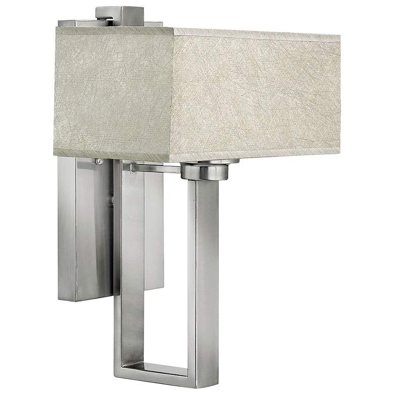 """Quattro Collection 15 1/2"""" High Wall Sconce"""