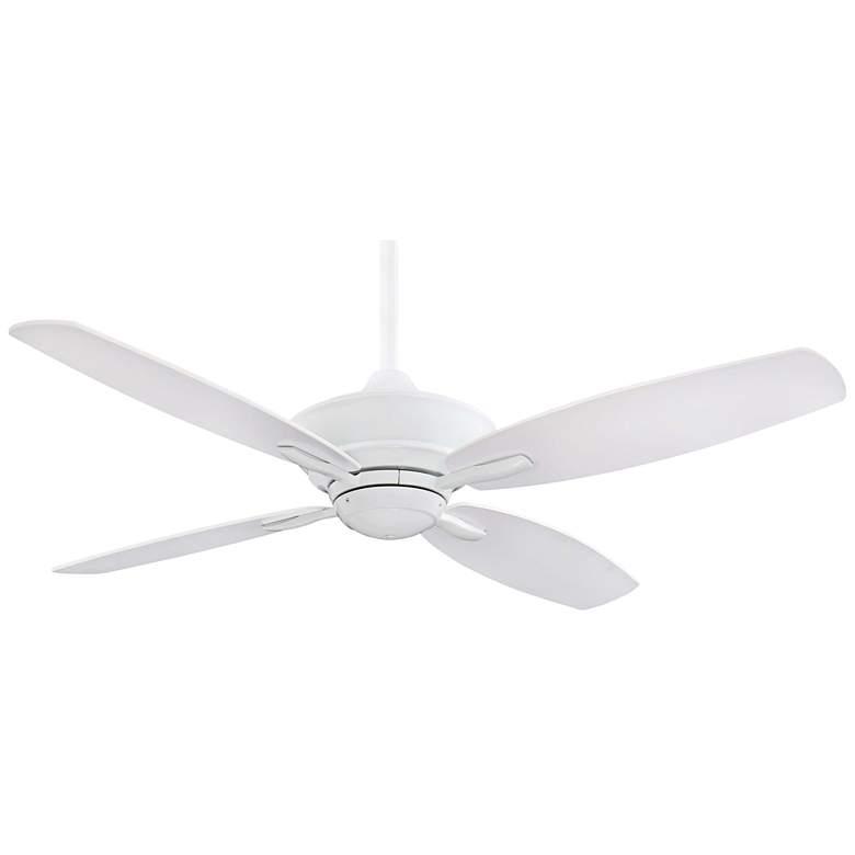 """52"""" Minka Aire New Era White Ceiling Fan"""