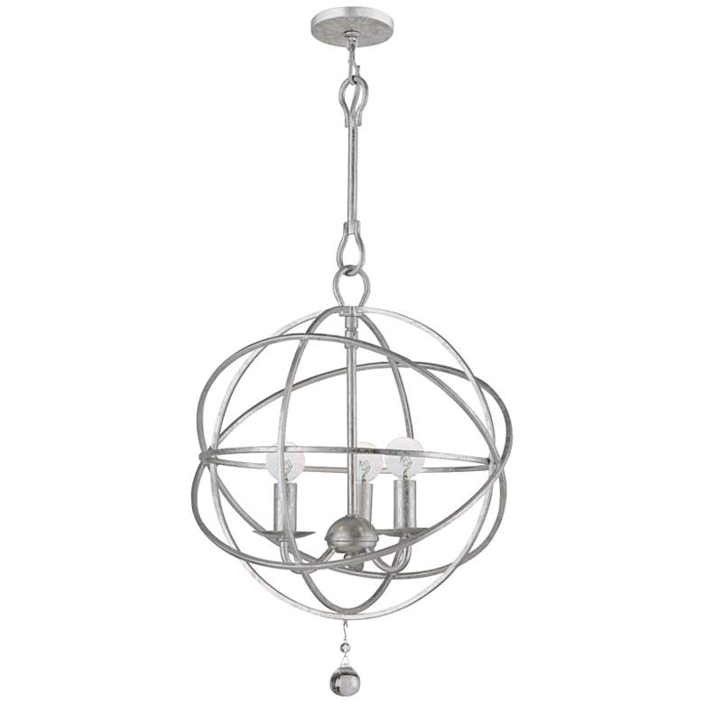 Solaris Collection 3 Light Modern Pendant