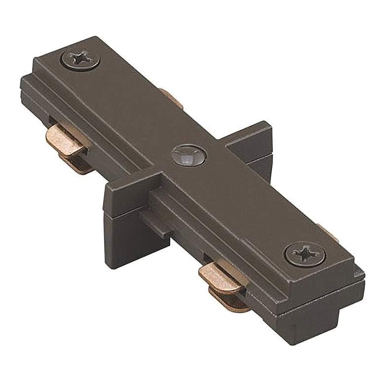 Halo Track Lighting Bronze Straight Line Connector