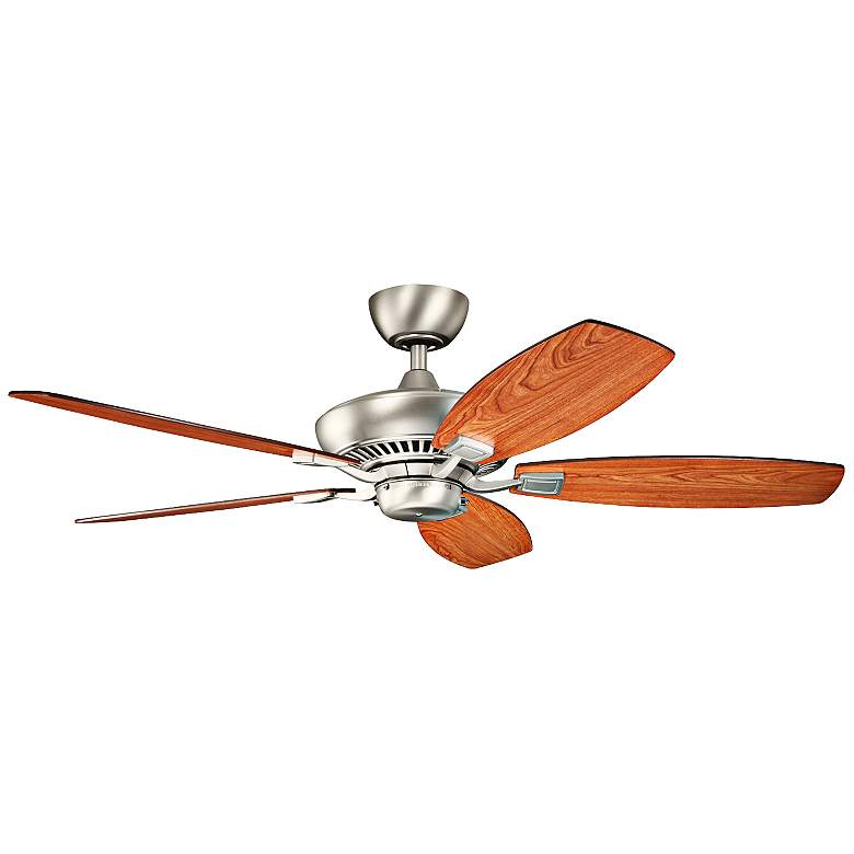 "52"" Canfield Brushed Nickel Ceiling Fan"