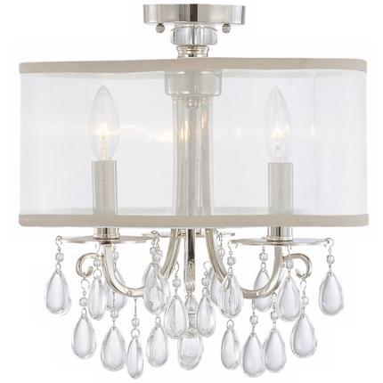 Hampton Crystal Lighting Collection