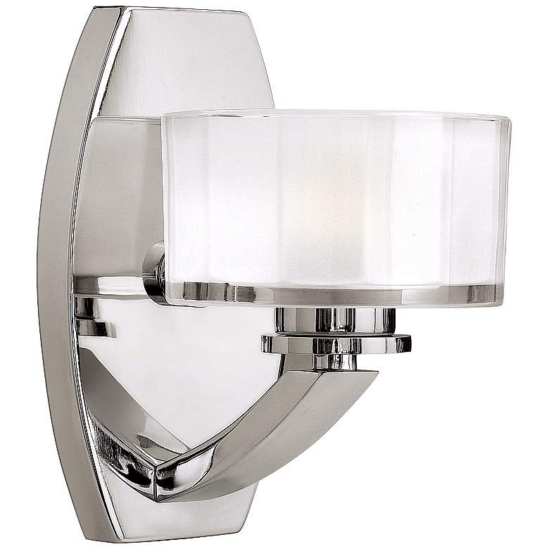 """Hinkley Meridian Collection 8"""" High Wall Sconce"""