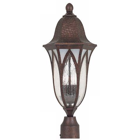 """Berkshire Collection 22 1/2"""" High Outdoor Post Light"""