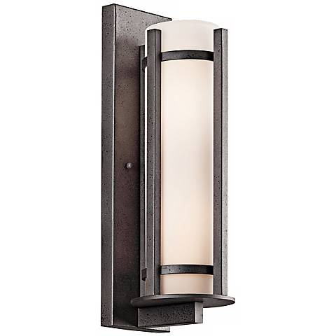 "Kichler Camden 26"" High Outdoor Wall Light"