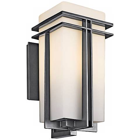"""Tremillo Energy Efficient 17 1/2"""" High Outdoor Wall Light"""