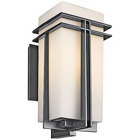 "Tremillo Energy Efficient 20 1/2"" High Outdoor Wall Light"