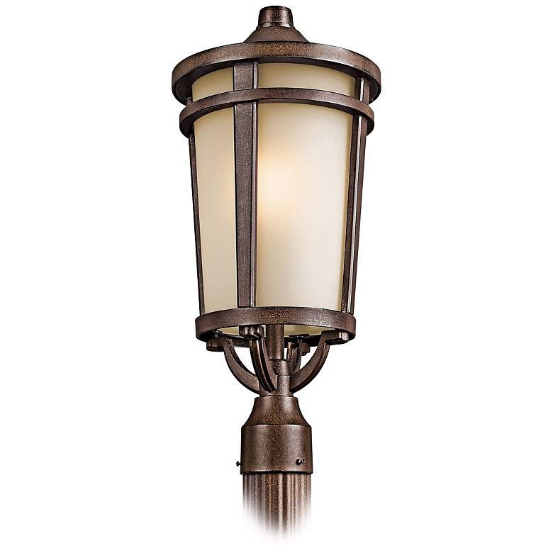 """Atwood Collection 22 1/2"""" High Outdoor Post Light"""