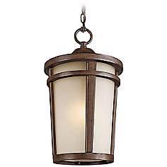 Kichler hanging lantern outdoor lighting lamps plus atwood energy efficient 18 aloadofball Gallery