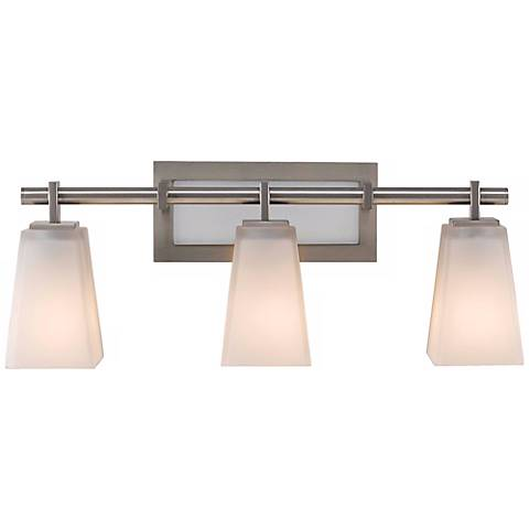 "Feiss Clayton 22 1/4"" Wide Bathroom Wall Light"