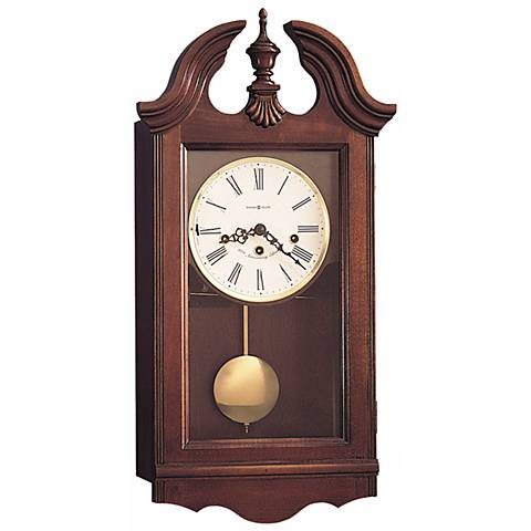 "Howard Miller Lancaster 23 1/2"" High Wall Clock"