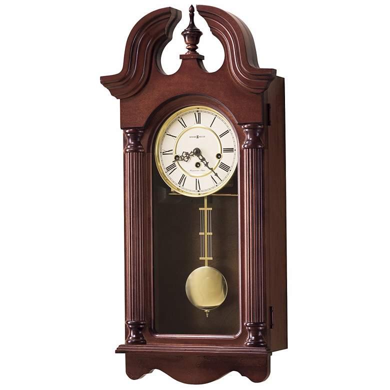 "Howard Miller David 26 3/4"" High Wall Clock"