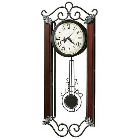 "Howard Miller Carmen 21"" High Wall Clock"