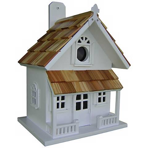 Victorian Cottage Bird House