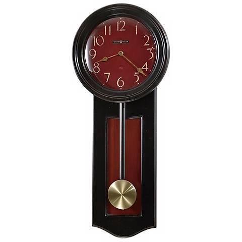 "Howard Miller Alexi 27 1/2"" High Wall Clock"